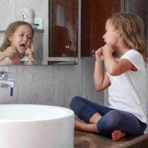 Consejos para cuidar los dientes de tu hijo